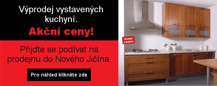 Výprodej kuchyní